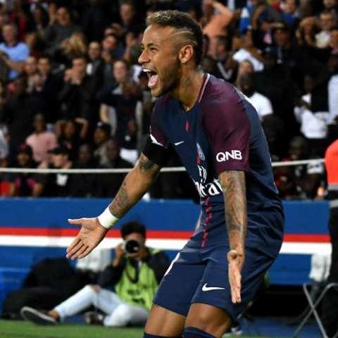 Neymar se fue del Barça después que el PSG pagó la cláusula de rescisión de $262 millones. Foto:EFE