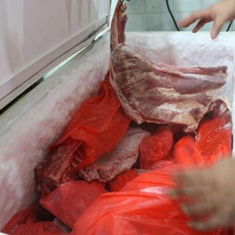 Carnes congeladas.  /  Foto: Cortesía