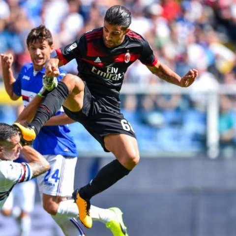 AC Milan no la pasa bien. Foto: EFE