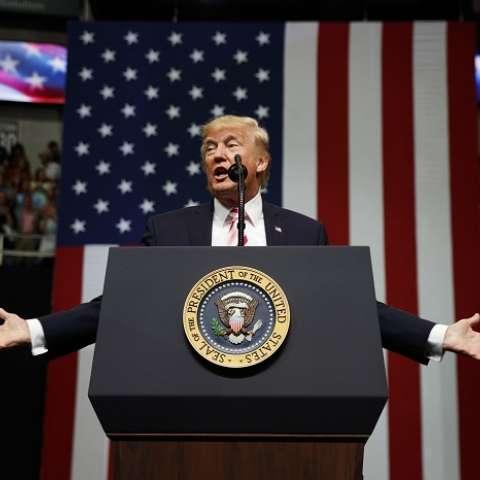 Donald Trump no se cansa de la polémica/ AP