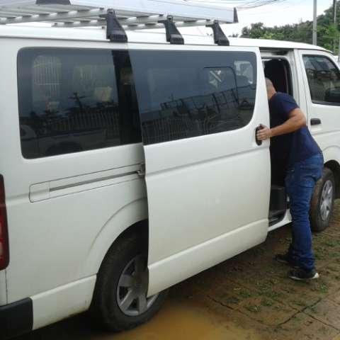 Revisan 20 vehículos. Foto: Thays Domínguez