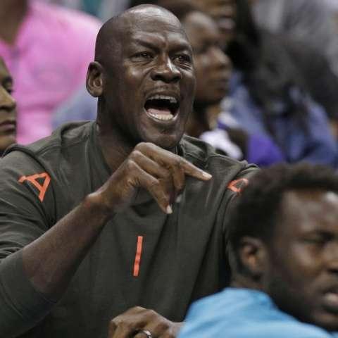 Michael Jordan Foto: AP