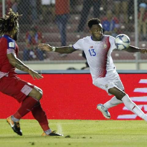 La selección de Panamá se vio favorecida por un gol fantasma/ AP