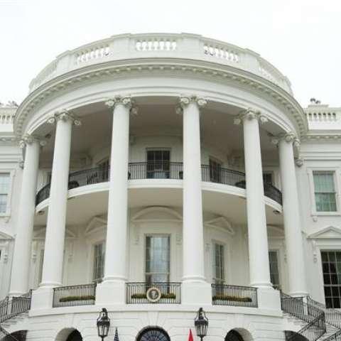 Vista general de la Casa Blanca de Washington DC (Estados Unidos).  /  Foto: EFE Archivo