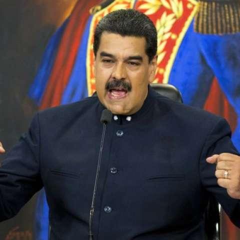Nicolás Maduro, presidente de Venezuela. / Foto: AP Archivo