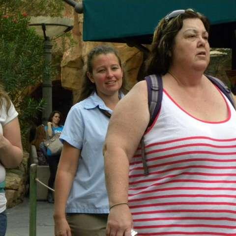 Según los últimos datos divulgados por la Organización Mundial de la Salud (OMS), la obesidad es un problema que se ha triplicado desde 1975 y estuvo relacionada con la muerte de al menos 2,8 millones de personas en el mundo el año pasado. EFE/Archivo