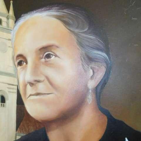 """""""La Niña Anita"""". Zenaida Vásquez"""