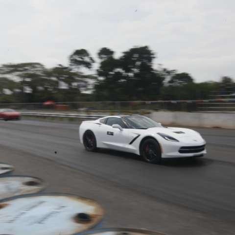 La competencia de automovilismo se realizará este sábado y domingo, la misma contará con los mejores pilotos. Foto: Grupo Epasa