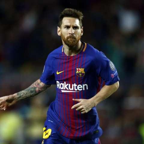 Lionel Messi Foto: AP