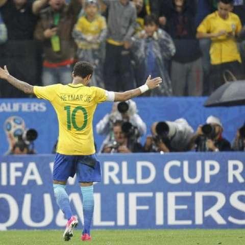 Neymar da Silva Foto: EFE