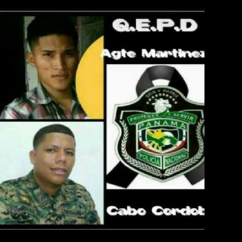 Los agentes fueron asesinados en la madrugada del sábado