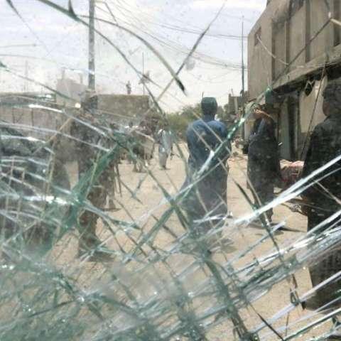 Desde mediados de julio, el gobierno mantiene una ofensiva en zonas fronterizas con Afganistán contra el grupo yihadista Estado Islámico. EFE/Archivo