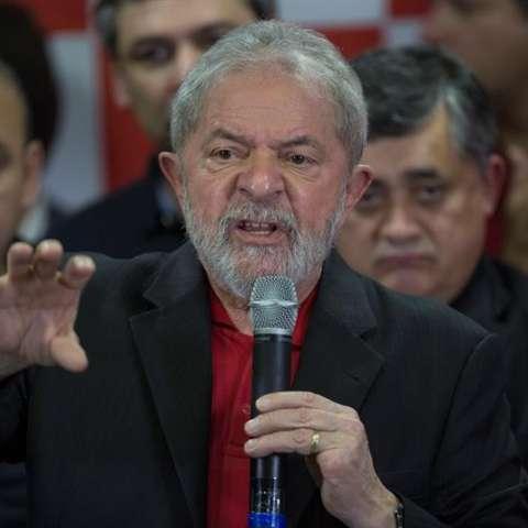 En la imagen, el expresidente de Brasil Luiz Inácio Lula da Silva. EFE/Archivo