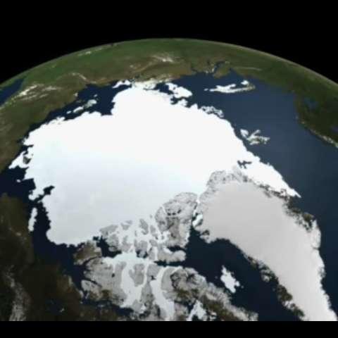 La herramienta proporciona a los gobiernos información sobre qué capas de hielo deben preocuparles más.