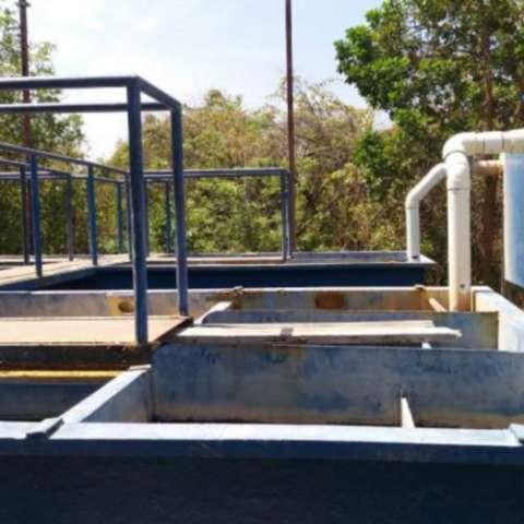Tras 2 días de trabajo se restableció el suministro de agua en el corregimiento cabecera del distrito. Fotos: Eric Ariel Montenegro