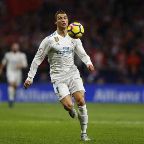 Cristiano Ronaldo Foto:@ AP