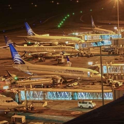 reapertura aeropuerto de Tocumen