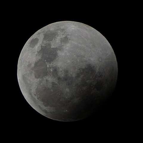 Imágenes del 'Eclipse Total de Luna' captadas desde el Observatorio Astronómico de Panamá ubicado en Coclé.  Fotos: @RodneyDelgadoS