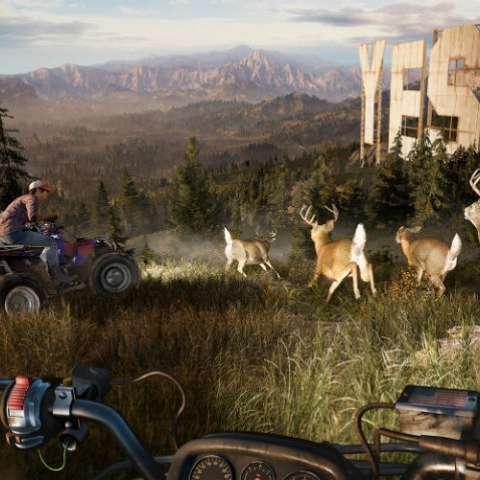 Un fotograma del juego Far Cry. Foto cedida por Ubisoft EFE