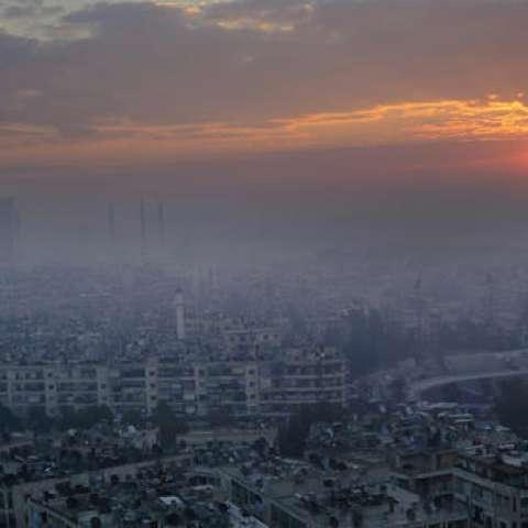 Alepo fue la ciudad más castigada por una guerra que ya lleva seis años.  /  Foto: AP