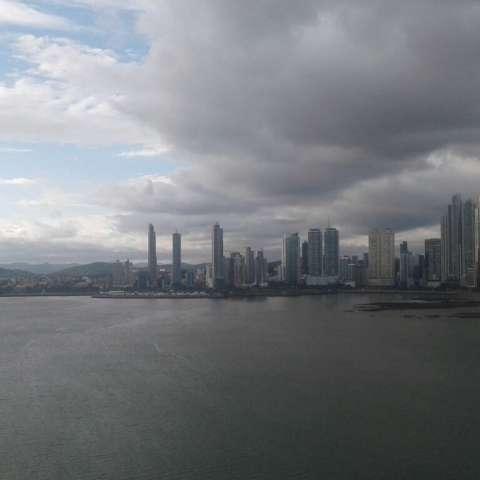 Vista aérea de ciudad de Panamá /  Foto: Edwards Santos