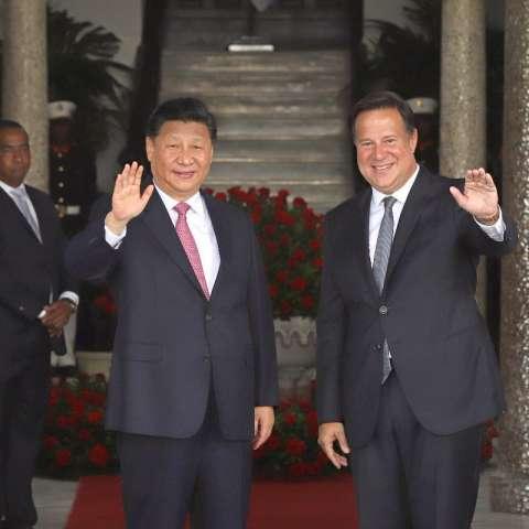 Visita delPresidente de la República Popular China, Xi Jinping a Panamá marca el inicio de una nueva etapa de relaciones de cooperación en materia cultural, ciencia, tecnología y deporte. @Presidencia