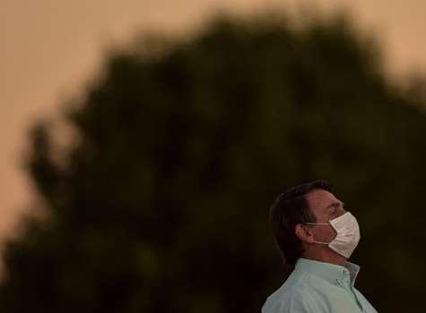 """Bolsonaro vuelve a desafiar a la pandemia: """"¿Tienen miedo de qué? ¡Enfrenten!"""""""