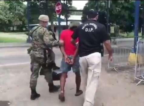 Atrapan a presunto asesino de policía en Chepo [Video]