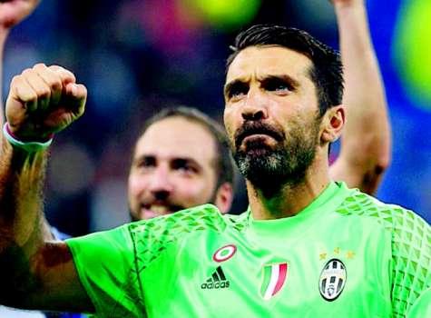 Gianluigi Buffon Foto:EFE