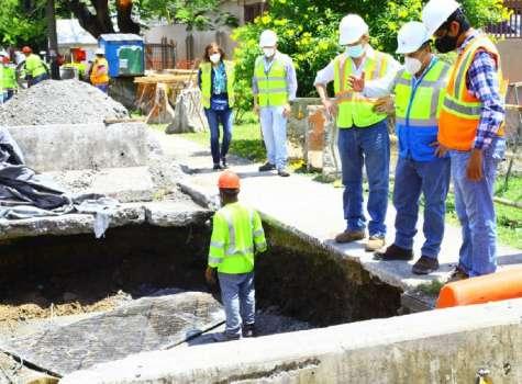 Obras de Saneamiento de Panamá serán culminadas en el año 2021
