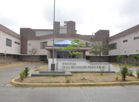 Trabajadores domésticos de hospital Irma de Lourdes Tzanetatos están en paro