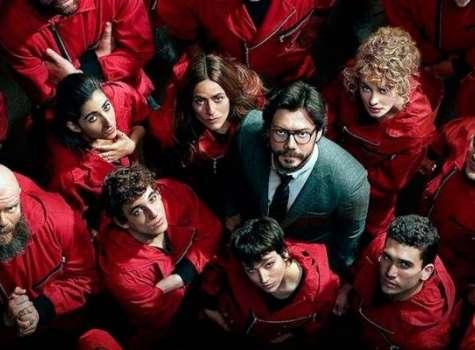 """""""Dolor y gloria"""" y """"La casa de papel"""" se llenan de éxito en Premios Platino"""