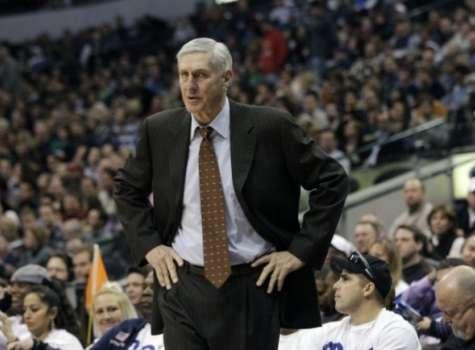 Jerry Sloan, exdirector de los Jazz de Utah.
