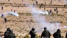 Los mineros rechazan la norma porque estimula la formación de sindicatos en las cooperativas.  /  Foto: EFE