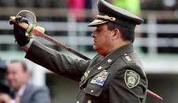 En la imagen, el director general de la Policía, general Jorge Hernando Nieto Rojas. EFE/Archivo