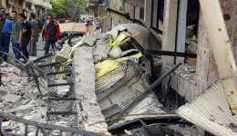 Ningún grupo reclamó en un primer momento la autoría de las explosiones. /  Foto: AP