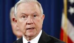 Secretario de Justicia de EE.UU., Jeff Sessions. / Foto: AP