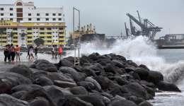 Las autoridades han emitido un aviso de tormenta tropical (paso del sistema entre 24 y 36 horas) para Martinica, Santa Lucía, Barbados y San Vicente y las Granadinas, y hay una vigilancia de tormenta tropical para Dominica. EFE/Archivo