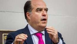 El presidente de la Asamblea Nacional, Julio Borges. EFE/Archivo
