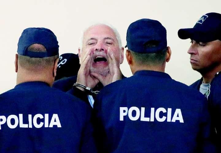 Abogados de Martinelli pedirán su liberación