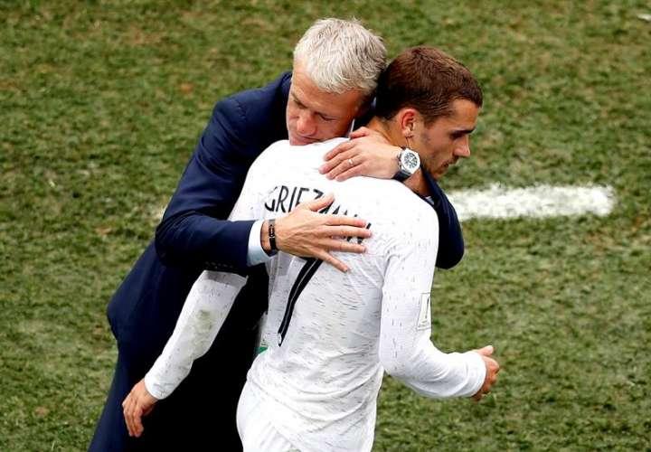 """Didier Deschamps: """"Es una victoria merecida, hemos sido superiores"""""""