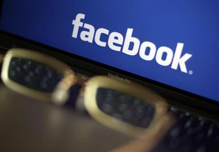 Logo de la red social Facebook. EFE/Archivo