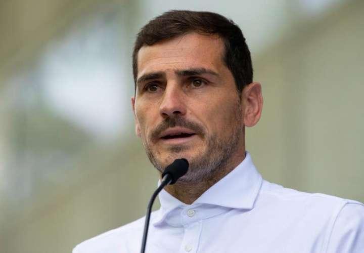 Iker Casillas aclara que aún no ha decidido su retirada