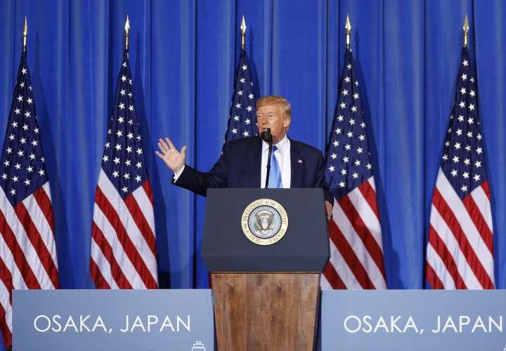Trump amenaza con un aumento sustancial de las sanciones a Irán