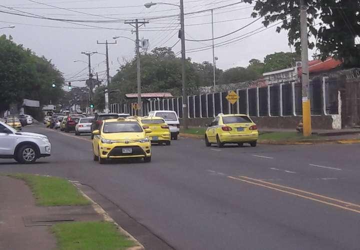 Taxistas rechazan entrada de Uber a Chiriquí