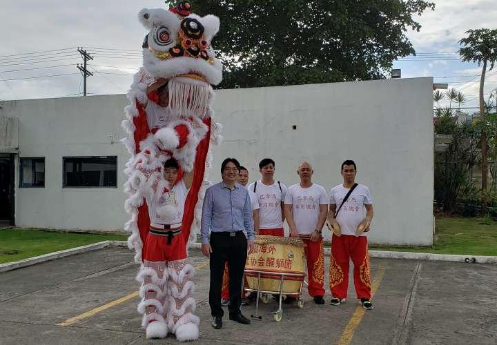 Danza del León y muchas más actividades para celebrar el Año Nuevo Chino