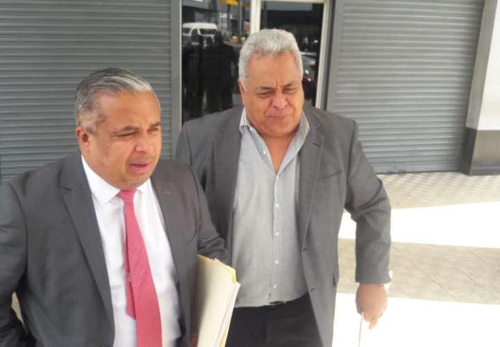 Esperan que fiscalía termine mañana con interrogatorio de testigo protegido