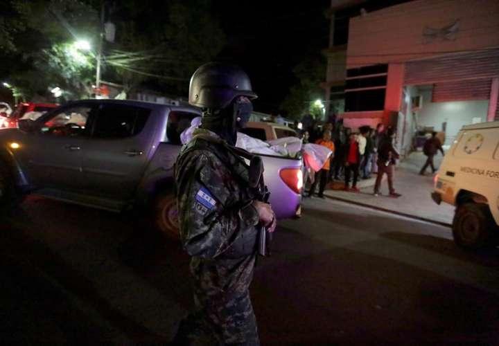 Aumenta a 19 la cifra de presos muertos en una pelea en una cárcel de Honduras