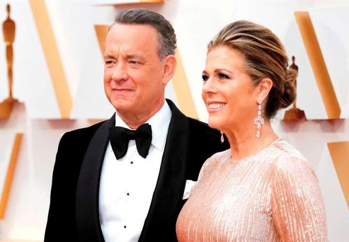 Tom Hanks y su esposa confirman que padecen el COVID-19