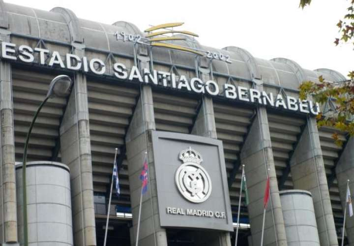 Real Madrid no jugaría en el Santiago Bernabéu